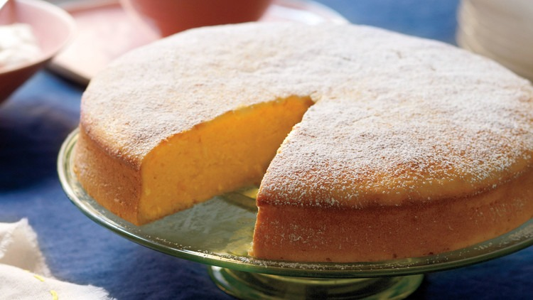 Easy Lemon Cake To Make At Home